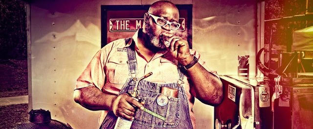 Big Moe Cason Judge BBQ Pitmasters Season 4
