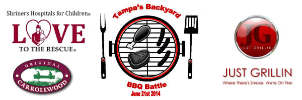 Tampa's Backyard BBQ Battle - Just Grillin Florida
