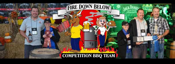 Fire Down Below BBQ Team