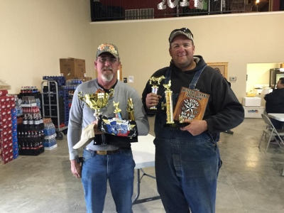 1st Reserve Grand Championship at the La Vedera Cookoff in Lamesa, TX