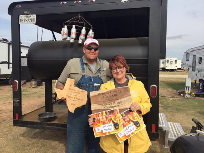 Briscoe County Cook Off Reserve Grand Champions