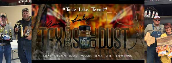 West Texas Oilees BBQ Team