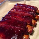 A Fine Swine BBQ Restaurant - Competition Style St. Louis Ribs