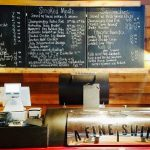 A Fine Swine BBQ Restaurant - Odering Station and Cool Jambo Pit Counter