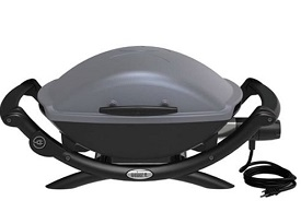 BBQ Buying Guide Weber Q 2400 Electric Grill